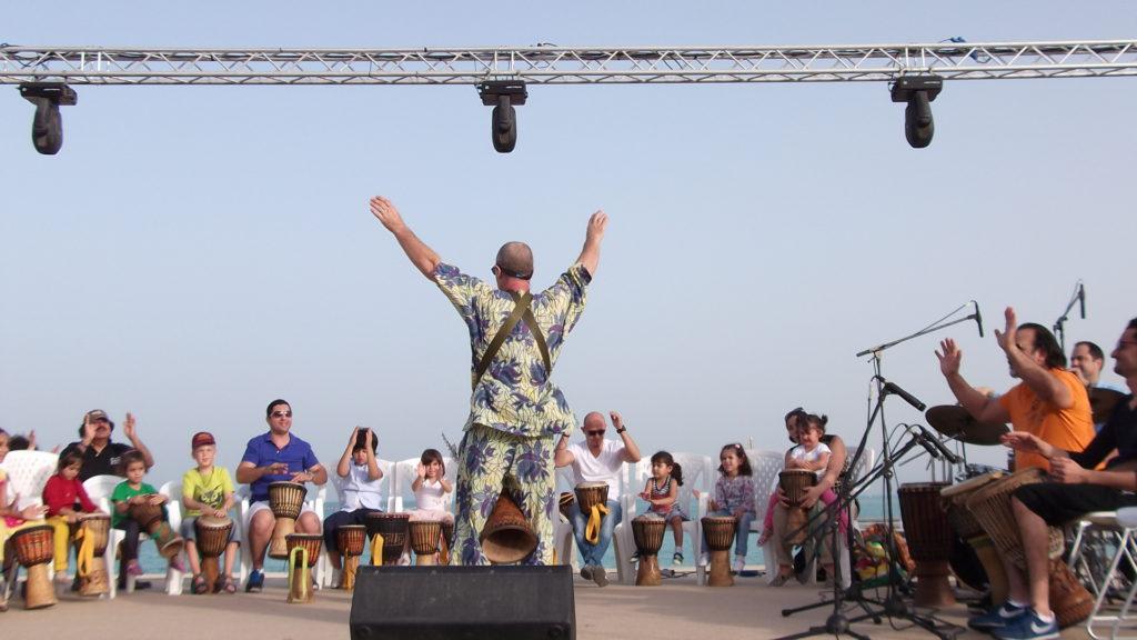 Drum Circle Africa Festival